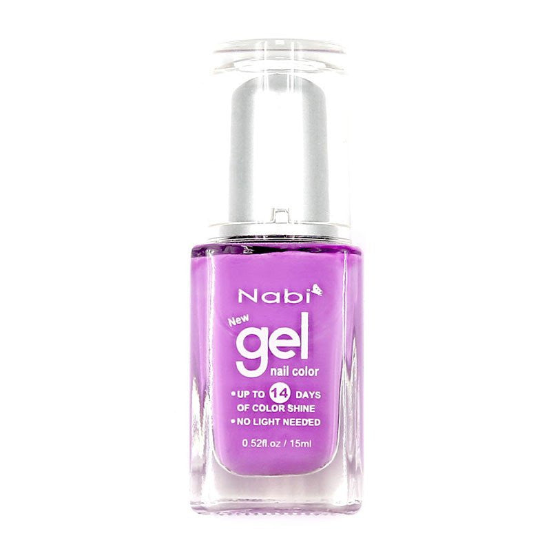 NG38 - New Gel Nail Polish Summer Lavender