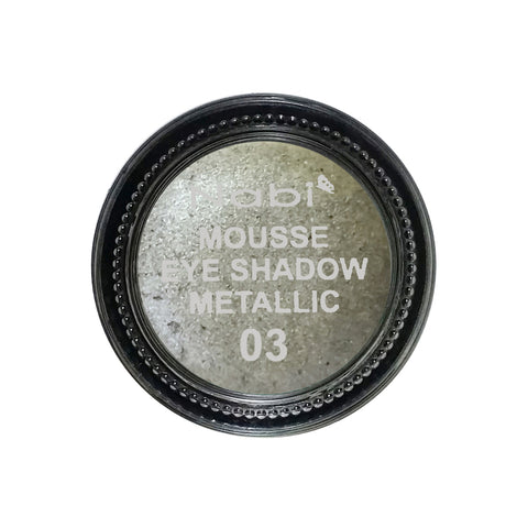 MES-48(#03) NABI MOUSSE EYESHADOW METALLIC