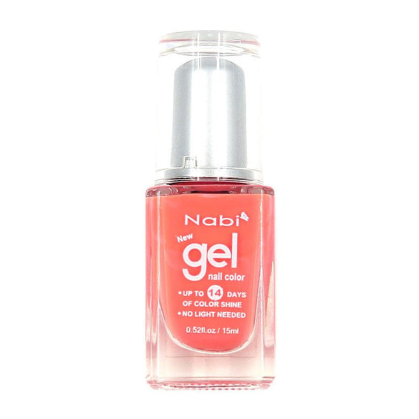 NG40 - New Gel Nail Polish Baby Orange