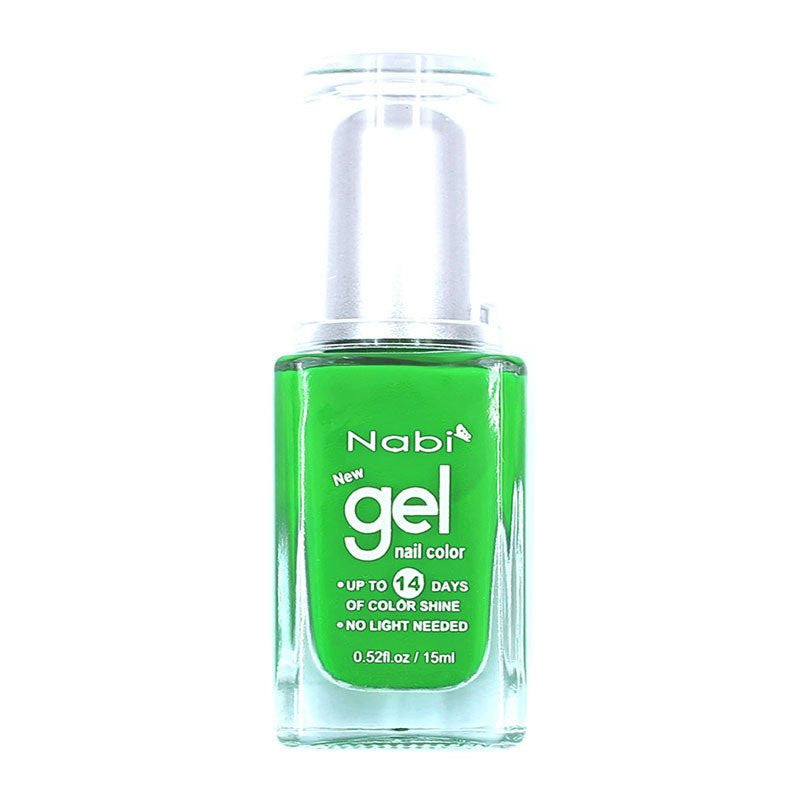 NG41 - New Gel Nail Polish Fruit Green