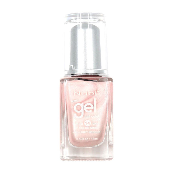NG49 - New Gel Nail Polish Nude Pearl