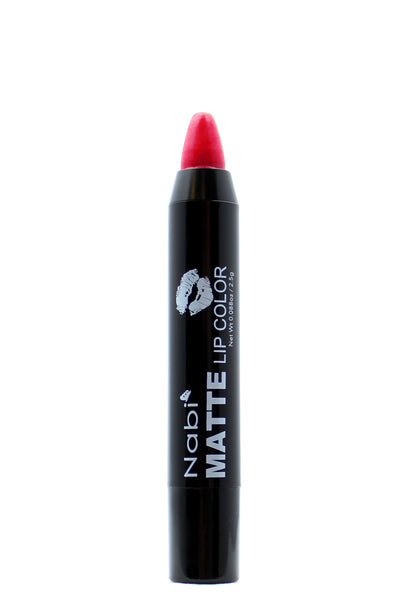 ML04 - Matte Lip Color Plush Red