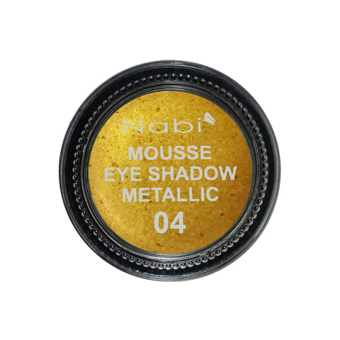MES-48(#04) NABI MOUSSE EYESHADOW METALLIC