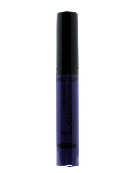 MLG55 - Long Lasting Matte Lip Gloss Dark Purple