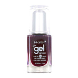 NG57 - New Gel Nail Polish Garnet Red