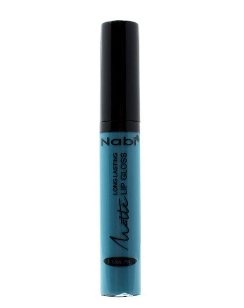 MLG57 - Long Lasting Matte Lip Gloss Ocean Blue