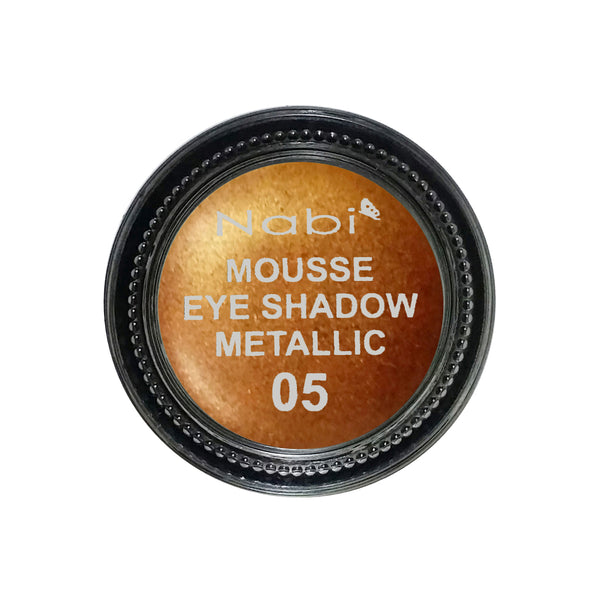 MES-48(#05) NABI MOUSSE EYESHADOW METALLIC