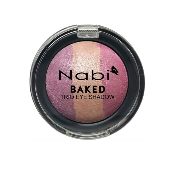 TE05 - BAKED TRIO EYESHADOW PEACH