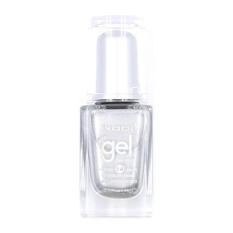 NG05 - New Gel Nail Polish Silver