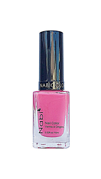NP62 - Nabi 5 Nail Polish Petite Orange