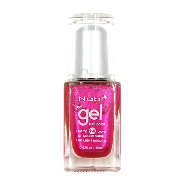 NG67 - New Gel Nail Polish Plum Wine