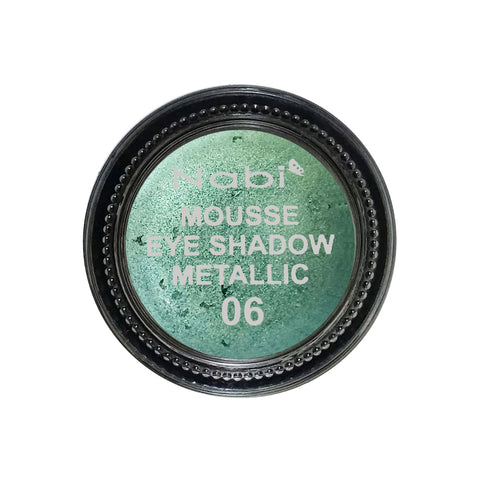 MES-48(#06) NABI MOUSSE EYESHADOW METALLIC