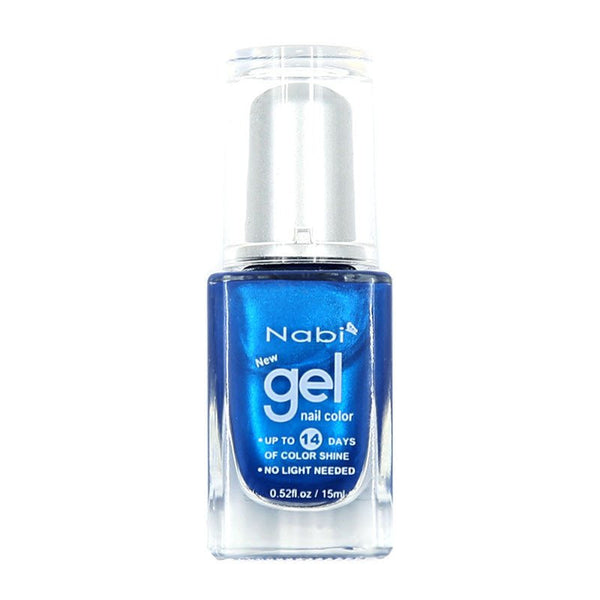 NG74 - New Gel Nail Polish Ocean Blue