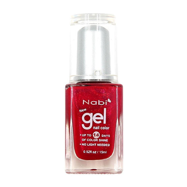 NG75 - New Gel Nail Polish Burnt Sugar