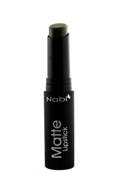 MLS77 - Matte Lipstick Smokey Green