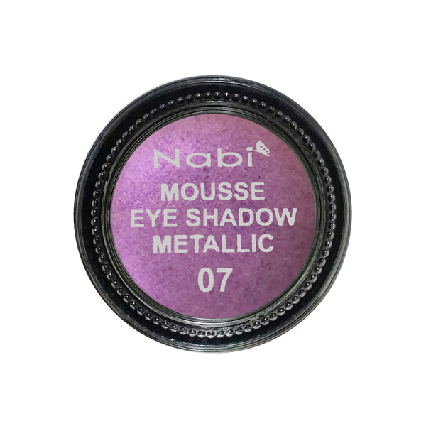 MES-48(#07) NABI MOUSSE EYESHADOW METALLIC