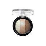 TE07 - BAKED TRIO EYESHADOW MAPLE