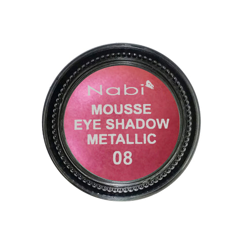 MES-48(#08) NABI MOUSSE EYESHADOW METALLIC