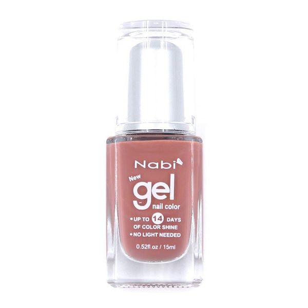 NG08 - New Gel Nail Polish Natural