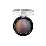 TE09 - BAKED TRIO EYESHADOW PUPLE