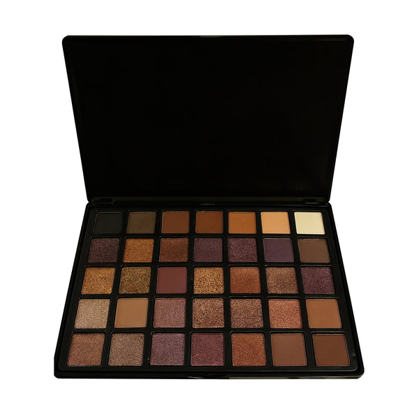 35 COLOR EYESHADOW PALETTE - NEW YORK