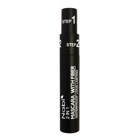 A513  2 In 1 Mascara With Fiber