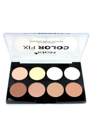 AC03 B - HIGH LIGHT & CONTOUR PALETTE