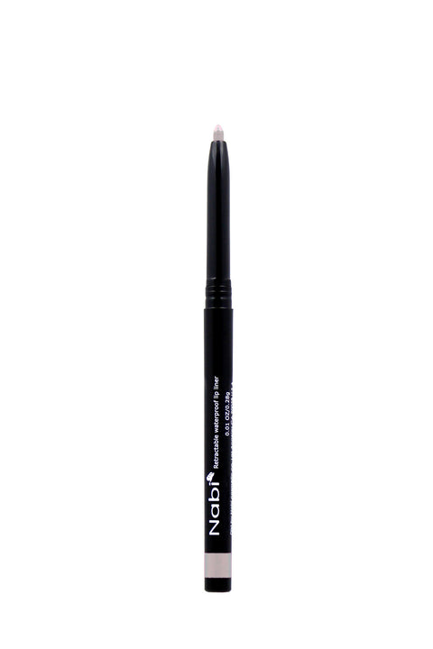 AP05 - Retractable Auto Lip Liner Pencil Silver