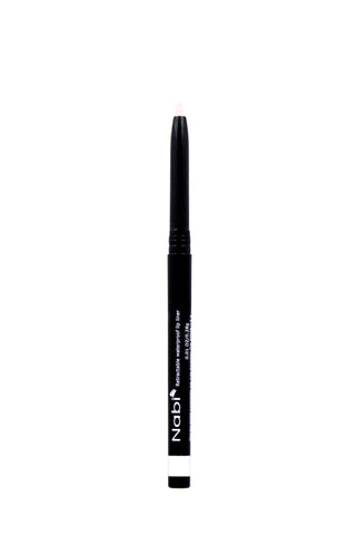 AP06 - Retractable Auto Lip Liner Pencil White
