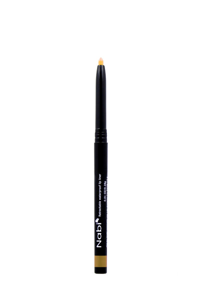 AP08 - Retractable Auto Eye Liner Pencil Gold