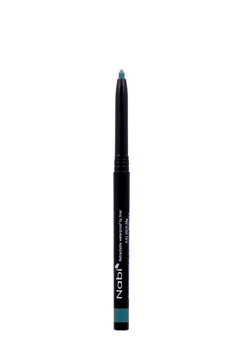 AP09 - Retractable Auto Lip Liner Pencil Ocean Blue