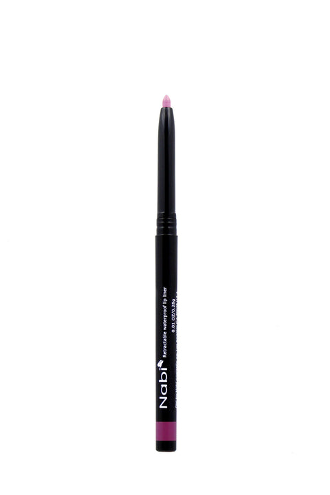AP12 - Retractable Auto Lip Liner Pencil Purple