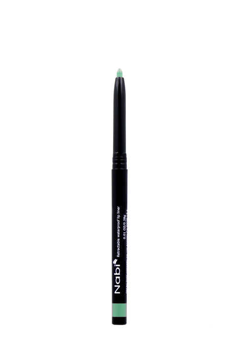 AP13 - Retractable Auto Lip Liner Pencil Lime