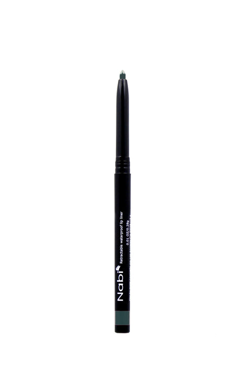 AP15 - Retractable Auto Lip Liner Pencil Charcoal Grey