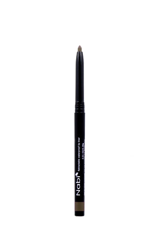 AP16 - Retractable Auto Eye Liner Pencil Khaki