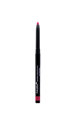 AP20 - Retractable Auto Lip Liner Pencil Plush Red