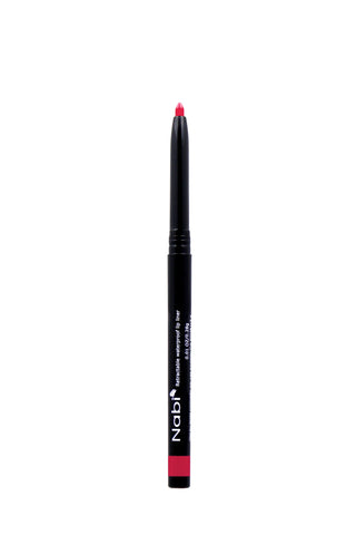 AP21 - Retractable Auto Lip Liner Pencil Hot Red
