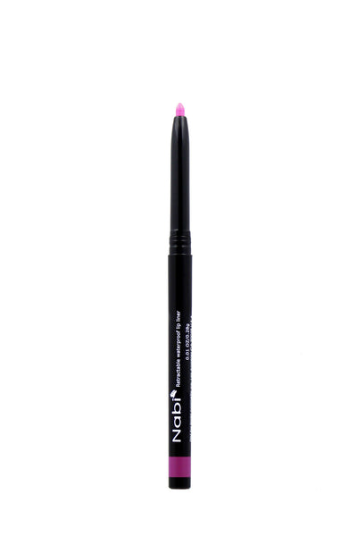 AP25 - Retractable Auto Lip Liner Pencil Soft Pink