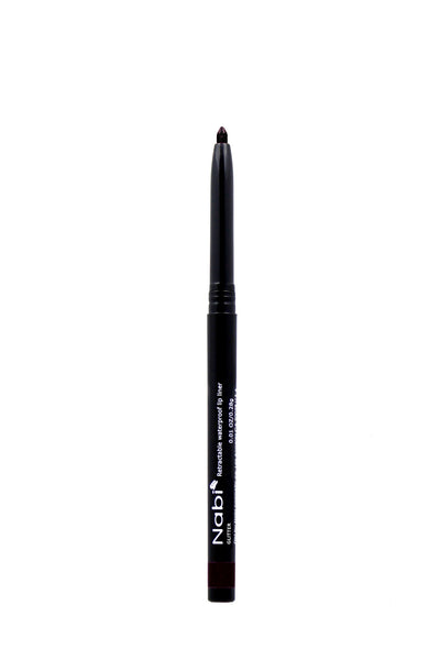 AP32 - Retractable Auto Eye Liner Pencil Black Glitter
