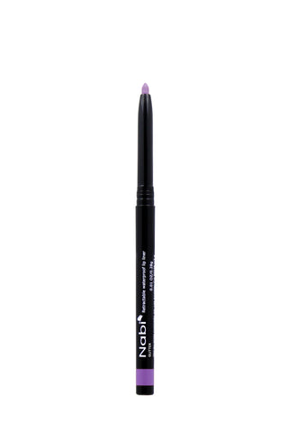 AP33 - Retractable Auto Eye Liner Pencil Purple Glitter