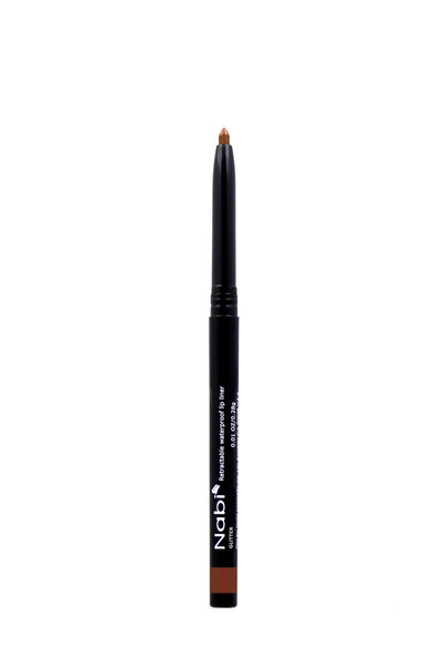 AP35 - Retractable Auto Lip Liner Pencil Natural Glitter