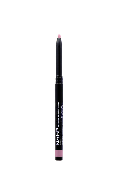 AP36 - Retractable Auto Eye Liner Pencil L. Pink Glitter