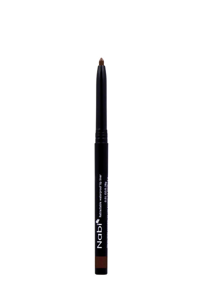 AP37 - Retractable Auto Lip Liner Pencil Dark Red
