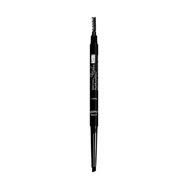 3 EBP01 -3 in 1 Brow Styler -  Black