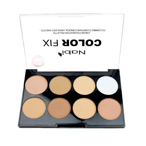 CF01 B - Color Fix 8 Color Concealer Palette B