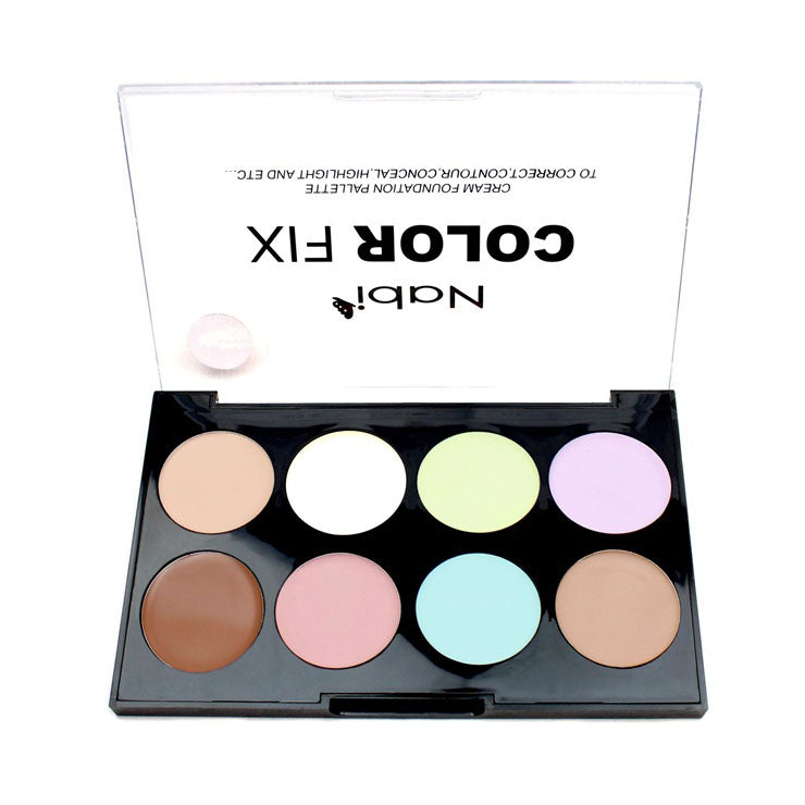 CF01 C - Color Fix 8 Color Concealer Palette C