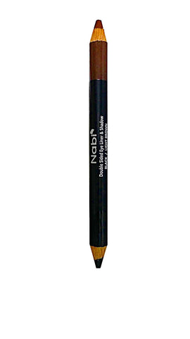 DEE03 - 3 in 1 Jumbo Duo Pencil Light Brown