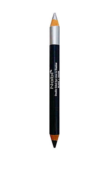 DEE04 - 3 in 1 Jumbo Duo Pencil Silver