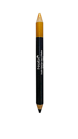 DEE08 - 3 in 1 Jumbo Duo Pencil Gold