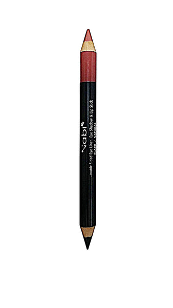 DEL05 - 3 in 1 Jumbo Duo Pencil Natural